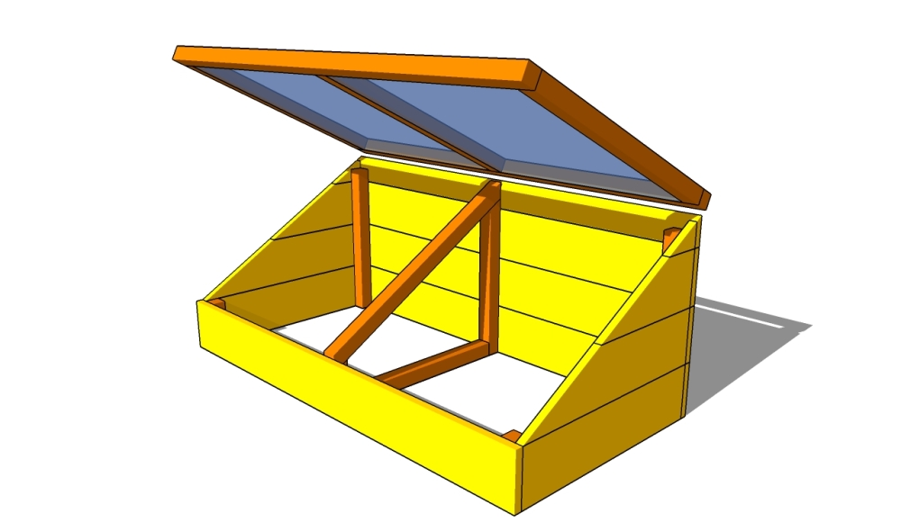 Cold frame plans free