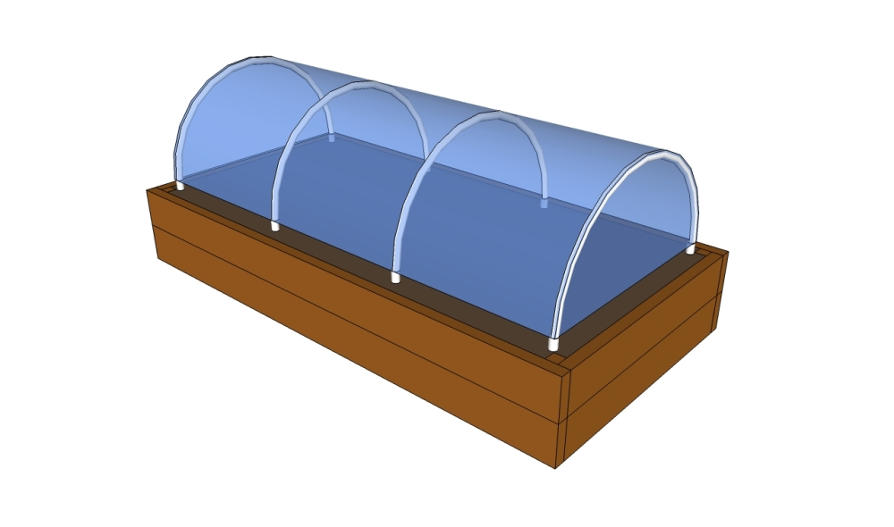 Diy raised bed plans