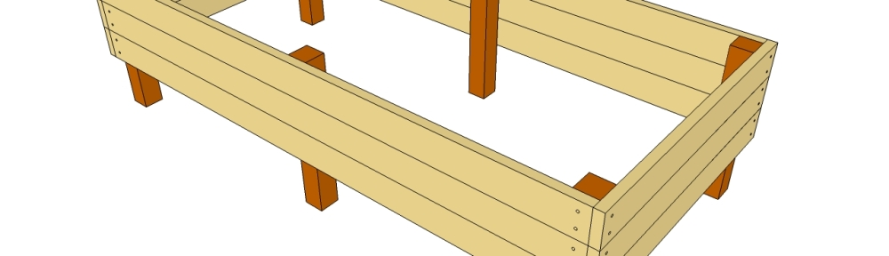 ... garden bed plans raised garden bed plans free build a raised bed